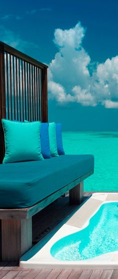 Conrad Rangali Resort, Maldives