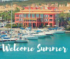 #SOTOGRANDE ¡EL DESTINO TOP PARA TUS VACACIONES DE VERANO! ⭕http://bit.ly/1VwRJR4  #bienvenidoverano #turismoEspaña