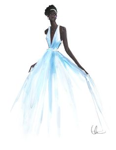 THE OSCARS | LUPITA NYONG'O - PAPERFASHION