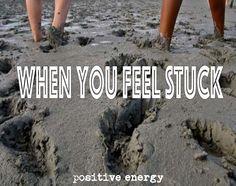 Stuckness & Comfort Zones