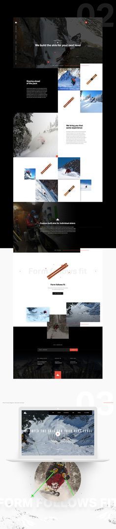 Wagner Skis on Web Design Served