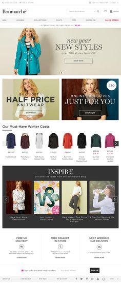 Bon Marche Ladieswear - Retail 38 Bridge Place   Worksop Nottinghamshire S80 1JS   To get more infomration about Bon Marche, Location Map, Phone numbers, Email, Website please visit http://www.HaiUK.co.uk