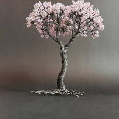 """""""To practice any art, no matter how well or badly, is a way to make your soul grow. Wire Trees, Dandelion, Stuff To Do, Make It Yourself, Artwork, Flowers, Plants, How To Make, Instagram"""