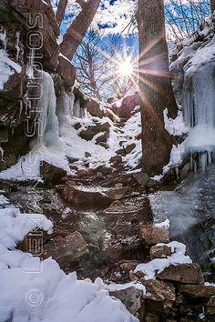 Cataract Falls State Recreation Area, Indiana, USA