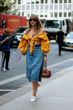 spring street style #fashion #ootd #nyc