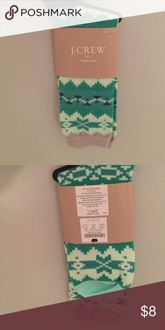 'Trouser Socks' FREE GIFT : with any purchase I got three pairs of socks from J. Crew for xmas and liked 2/3 and since they were on sale my sister couldn't return them so i'm selling them on here and the two pairs that i kept --they are comfortable J. Crew Other