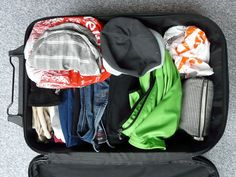 A comprehensive list of what to pack for study abroad, tips on how to pack the most in your luggage, and a free printable study abroad packing list. Packing Tips For Vacation, Travel Packing, Vacation Trips, Travel Tips, Travel Hacks, Vacation Travel, Smart Packing, Packing Hacks, Packing Ideas