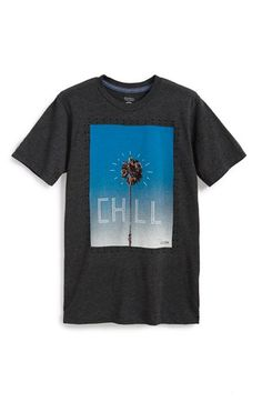 Boy's Volcom 'Chill' Graphic T-Shirt