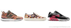 Women top footwear trends for fall winter 2014/15 #gourmet #motherofpearl #nike