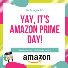 Amazon Prime Day – The Honeybee Hive Amazon Prime Day, Amazon Prime Video, Prime Deals, Honey Bee Hives, Behr Paint, Tv In Bedroom, Make New Friends, Apple Products, Table Runners