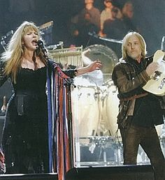 with Tom Petty
