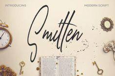 Smitten - Creative Fabrica