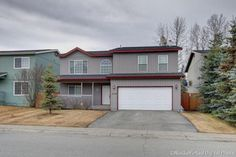SOLD 9.9.16 3252 Carriage Drive Anchorage, AK 99507
