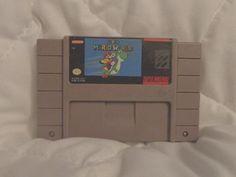 Super Mario World (Nintendo SNES, 1991)