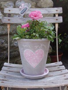 Heart & Flowers