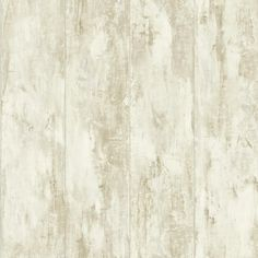 York Wallcoverings 56 sq. ft. Nautical Living Painted Wood Planks Wallpaper-NY4952 - The Home Depot