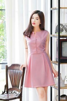 Dress up like the best dressed up. Casual Dresses, Short Dresses, Girls Dresses, Korean Fashion Dress, Fashion Dresses, Pretty Dresses, Beautiful Dresses, Lace Dress, Dress Up