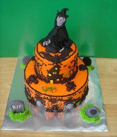 Yochana's Cake Delight!: Halloween
