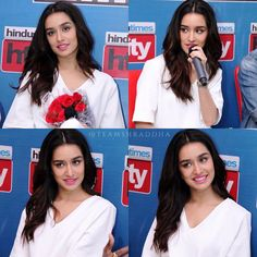 "Shraddha Kapoor's World on Instagram: ""Happy Sunday :) @kapoorshraddha's beautiful smile never fails to make my day ❤️"""