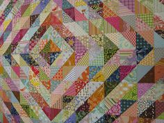 yep. making this. however, the top is tons of fun but the hand quilting is boo. still.