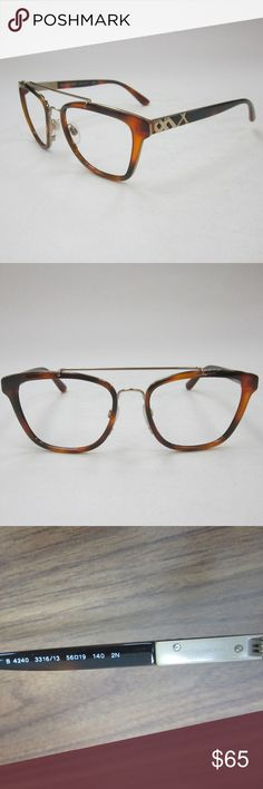 0b8555e82d0 Frame only! Burberry B 4240 Women s Sunglas OLI607. Poshmark. Women s SunglassesSunglasses  AccessoriesGold ...