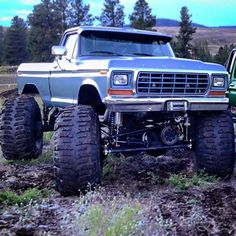 79 Ford, SIDE STEPPIN