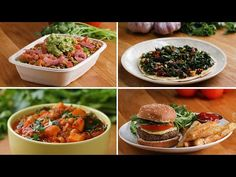 Vegan Meals High In Iron I VIDEO ======================== Vegetarian Recipes. D ======================== Click the web to view the video Recipes. D Recipes. Veg Recipes, Ground Beef Recipes, Vegetarian Recipes, Cooking Recipes, Healthy Recipes, Cooking Food, Vegan Meal Plans, Vegan Meals, Foods High In Iron