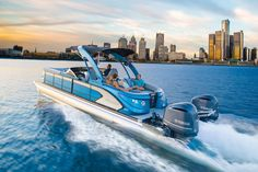 Luxury Pontoon Boats, The Prestige, Things To Come, Life