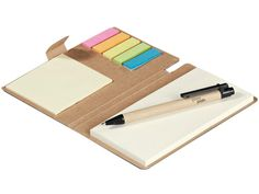 Restrospect Memo Pad And Sticky Flags at Eco Notebooks | Ignition Marketing Corporate Gifts