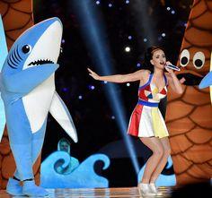 Katy Perry Rocks Super Bowl XLIX