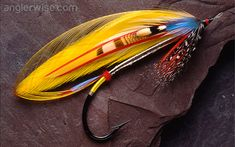 Fishing Fly Name: Colonel Bates