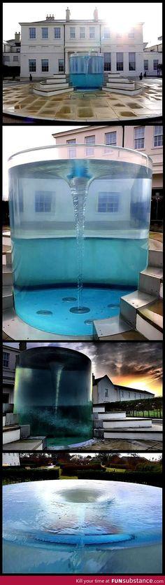 Amazing alternative to a fountain // unique tp ko medeni #cozicantswim