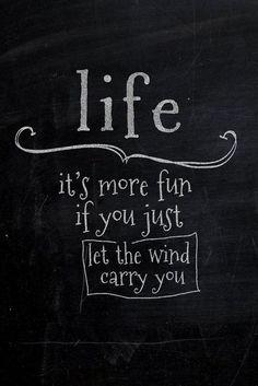 Dream On. Minimalist meets changed mindset= freedom on multiple levels.