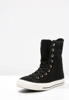 CHUCK TAYLOR ALL STAR  - Sneaker high - black/egret