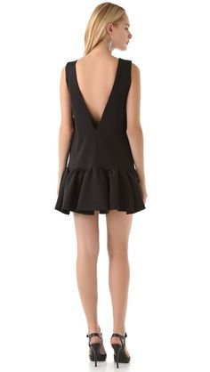 Perfect cocktail dress! #shopping