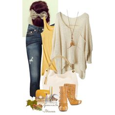 Fall kick-off, created by grachy on Polyvore