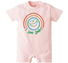 i love smile ! : tommyswork [フライスTシャツ] - デザインTシャツマーケット/Hoimi(ホイミ)