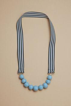 inspiration: BUOY Necklace / SS14 / Studio Fludd