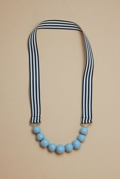 BUOY Necklace / SS14 / Studio Fludd