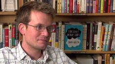 John Green Interview about the Fault In Our Stars <3 :)
