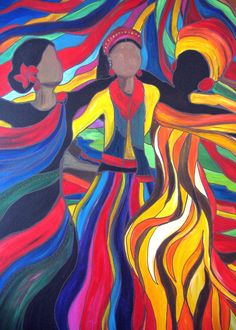 Soul Sista's 8x10 Original Contemporary by kellysartfromthesoul, $18.00
