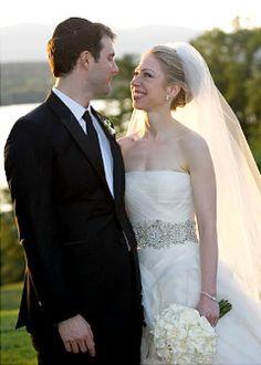Wedding bells! Chelsea Clinton marries Marc Mezvinsky - NY Daily News