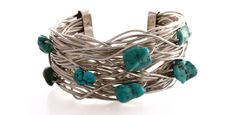 Order it here http://goo.gl/EFFKeK Sanjose Bangle - Handmade Silver Bracelet Material: Silver 925, Turquoise Dimension:Diameter: 6.5 cm Weight:110.77 gram Price:$ 0.00 In Stock : 1 pcs