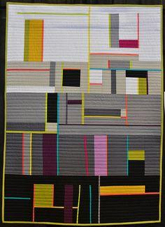 Modern Quilt by TerryAske.