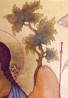 The Holy Trinity. Plant Icon, Trinidad, Life Of Christ, Best Icons, Byzantine Art, Grisaille, Catholic Art, Religious Icons, Orthodox Icons
