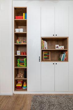 Bedroom Furniture Design, Home Room Design, Room Design, Wall Storage Cabinets, Bedroom Cupboard Designs, Kids Room Desk, Cupboard Design, Closet Design, Kid Room Decor