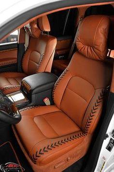 King Ranch Style Truck Interior Conversion Kickass