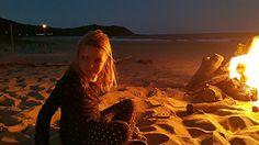 Luau na praia da Silveira ,  Santa Catarina