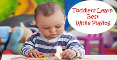 Super Fun and the Best Learning Toys Toddlers Would Always Want To Play With!