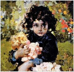 by Vincenzo Irolli (Naples, 1860 – 1949)...he was an Italian painter.
